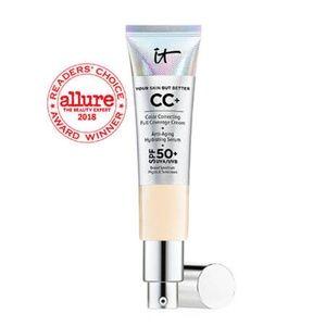 NWT It Cosmetics CC+ Cream with SPF 50+ - Fair